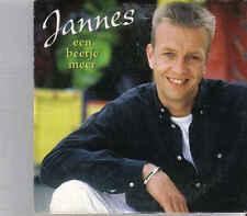 Jannes-Een Beetje Meer cd single