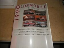 1990 OLDSMOBILE CUTLASS CIERA 88 98 SHOP MANUAL SUPPLEM