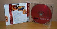 Kaylan – Because Of You (CD Single) 2001 / 9325583010347 / 4 Mixes
