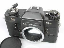 Leica Leicaflex SL2 black body, guter und funktionsf. Zustand