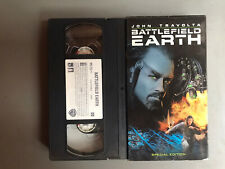 Battlefield Earth Vhs Action 2001