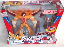 2008 Transformers Animated Voyager Sunstorm w/Ratchet MISB Target Ex. Collection