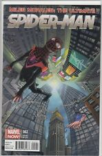 Miles Morales The Ultimate Spider-Man #2 Amy Reeder 1:25 9.6+ NM
