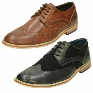 Details about  /Lambretta Mens Formal Weaved Shoes 21102