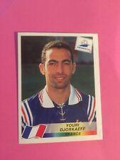 FRANCE 98 PANINI World Cup Panini 1998 - Djorkaeff Francia N.168