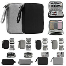 Travel Bag Storage Electronics Accessories Cable Usb Drive Gadget Case Organizer
