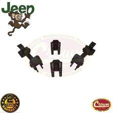 Cofano Gancio Set Cofano Attacco Set Coppia Jeep Wrangler JK 55395653K2