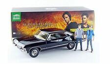"1967 Chevrolet Impala Sport Sedan with Sam and Dean Figures ""Supernatural"""