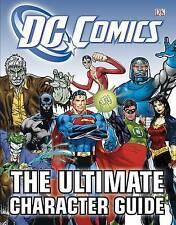 MARVEL DC COMICS L'ULTIMO carattere guida Rilegato LIBRO 2011