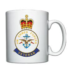 HM Armed Forces Veteran - Personalised Mug / Cup