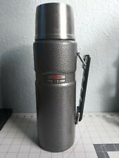 Thermos Sportsman Series Wide Mouth Thermax 40 oz. Food & Beverage Bottle Clean