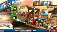 Thomas & Friends Track Master Motorized Railway Scrapyard Escape Train Set