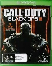 Call of Duty Black Ops 3 Microsoft Xbox One