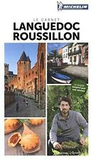 MICHELIN LE CARNET LANGUEDOC ROUSSILLON  GUIDE NEUF