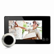 """4.3""""Inch LCD Screen Display Simple Digital Peephole Viewer Door Eye Camera Video"""