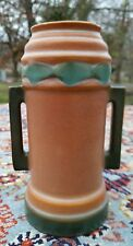 "Make offer * Roseville  Futura ""Beer Mug"" 381-6"" NIce Art Deco 1920's pottery"