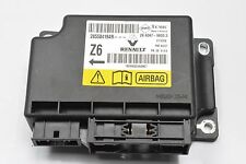 RENAULT MEGANE 2008 2016 AIR BAG CONTROL ECU UNIT MODULE GENUINE 285584194R