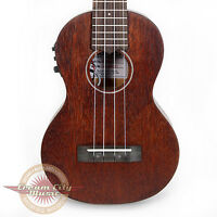 Brand New Gretsch G9110-L Concert Long-Neck Acoustic Electric Ukulele w/ Gig Bag