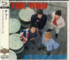 THE WHO-MY GENERATION +12-JAPAN SHM-CD BONUS TRACK D50