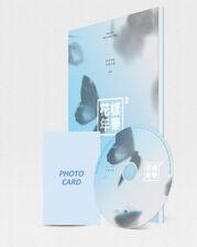 BTS-[IN THE MOOD FOR LOVE] PT.2 4th Mini Album Blue CD+PhotoBook+PhotoCard Kpop