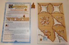 Carcassonne, Der Lebkuchenmann - Winter Edition Erweiterung - neu, in Stanztafel
