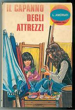 AMORATI LUISELLA IL CAPANNO DEGLI ATTREZZI MALIPIERO 1977 FLIRTS 36 D'AGOSTINI