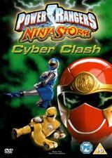 Power Rangers Ninja Storm : Cyber Clash (DVD 2004)