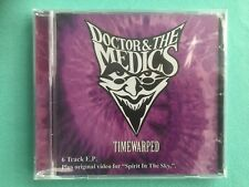 NEW Sealed  CD Doctor & the Medics TIMEWARPED