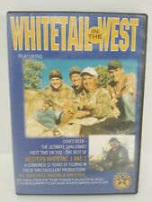 Whitetail In The West Dvd Deer Hunting Video Arizona