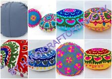 16'' Suzani Embroidered Cushion Cover Wholesale Price Lot 8 Pcs Pillow Cover Lot