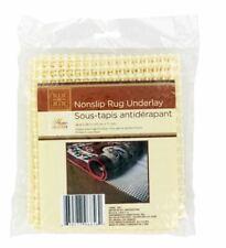 Non Slip Grip Rug Carpet Floor Pad Underlay 18 x 28 Inches.