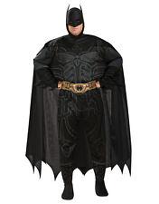 "Dark Knight Rises Batman Classic Costume,Plus,CHST 46-52"",WST 42-46"", LEG 33"""