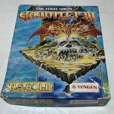 Gauntlet III The Final Quest U.S. oro Tengen Disk versión c64 Commodore 64