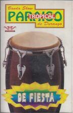 Banda Show Paraiso Tropical De Durango Cassette