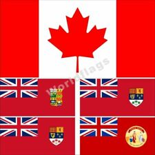 32 Canada Historical Flag 3X5FT Canadian Red Ensign Newfoundland Red Blue Ensign