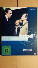 Tatort Essen, Spätlese mit Hansjörg Felmy als Kommisssar Haferkamp, 1977