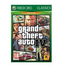 Grand Theft Auto IV (Microsoft Xbox 360, 2008)