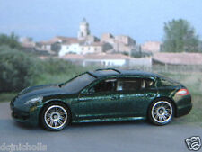 PORSCHE PANAMERA 1:65 (Dark Green) Matchbox MIP Diecast Passenger Car Sealed
