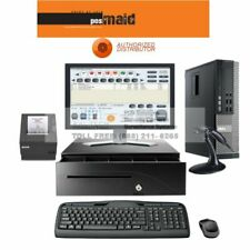 Liquor Convenience Store POS Complete System with Retail Maid Software - 4GB RAM