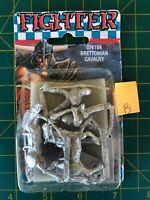 GW Citadel Warhammer Oldhammer Fantasy Battle Bretonnian Cavalry 074154 (B)