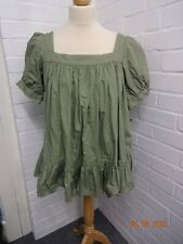 BN Green Smock Top From Old Navy