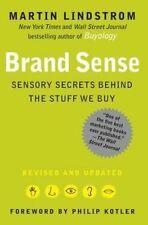 Brand Sense: Sensory Secrets Behind the Stuff We Buy, Lindstrom,  #30971 U
