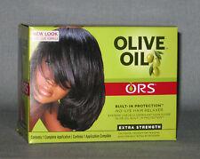 ORGANIC ROOT STIMULATOR Olive Oil Relaxer ( Super ) - Glättungscreme für Haare