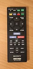 Sony RMT B126A remote control Blu Ray DVD BDP S3200 S5200 S6200 BX320 BX520