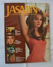 JASMIN 1969 Nr. 2: Krupp / Tito / Untreue Ehefrauen / Weißes Haus / J.-C. Killy