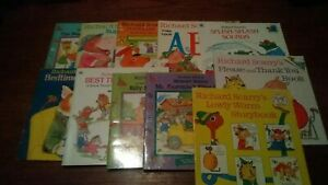 Richard Scarry Children's Softcovered Book Group