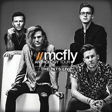MCFLY ANTHOLOGY TOUR LIVE: THE HITS CD (New Release 2016)