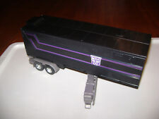 Transformers Masterpiece SG Optimus Prime - genuine BLACK TRAILER for MP-10B !