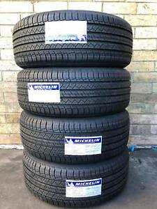 2455519 245/55/19 Michelin x 4 Brand new Tyres