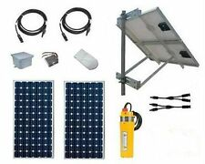 Submersible Water Pump Kit - Solar Well Pump - PV Powered Water Pumping Kit